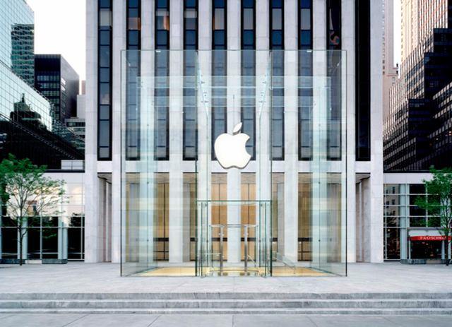 Apple Store - Bohlin Cywinski Jackson