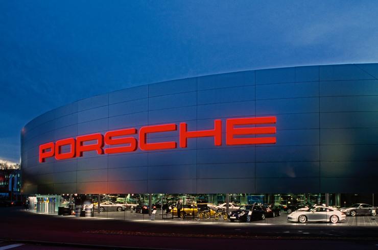 Porsche Zentrum, Zuffenhausen