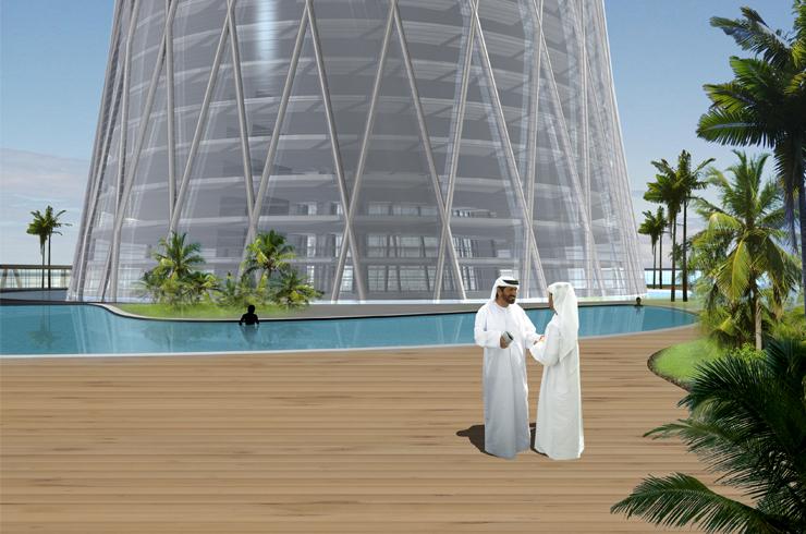 Zorah Tower, Dubai