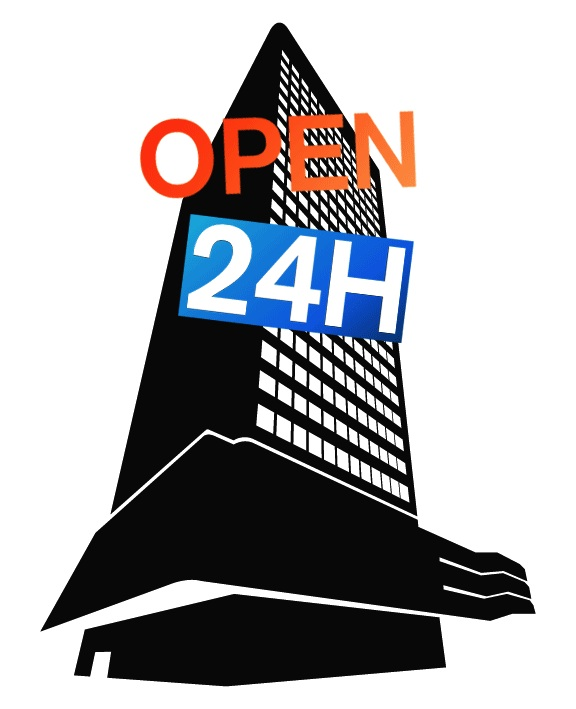 Logo 24Hofpoort, http://dagvandearchitectuur-rotterdam.nl/