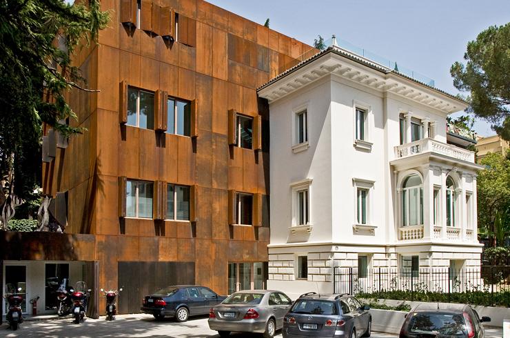 Nederlandse ambassade, Rome
