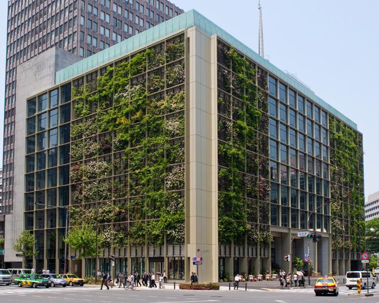 Pasona Green Building